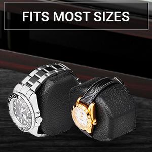Polyurethane watch holders
