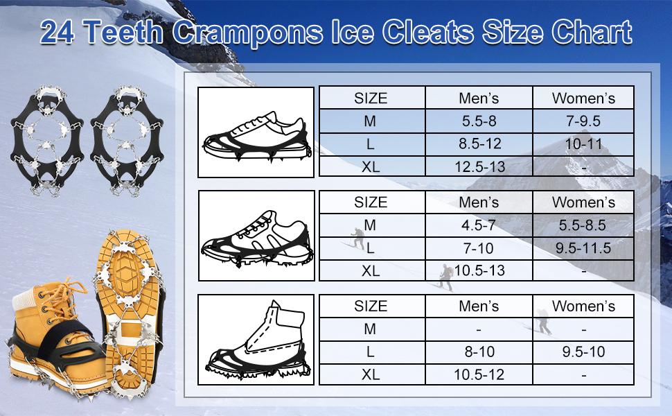 Ice Cleat
