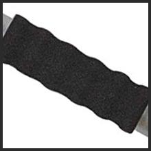 Our pole features a comfortable non-slip grip.