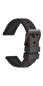 14mm 16mm 18mm 19mm 20mm 21mm 22mm 23mm 24mm watchband bracelet watches pin buckle unisex lady man