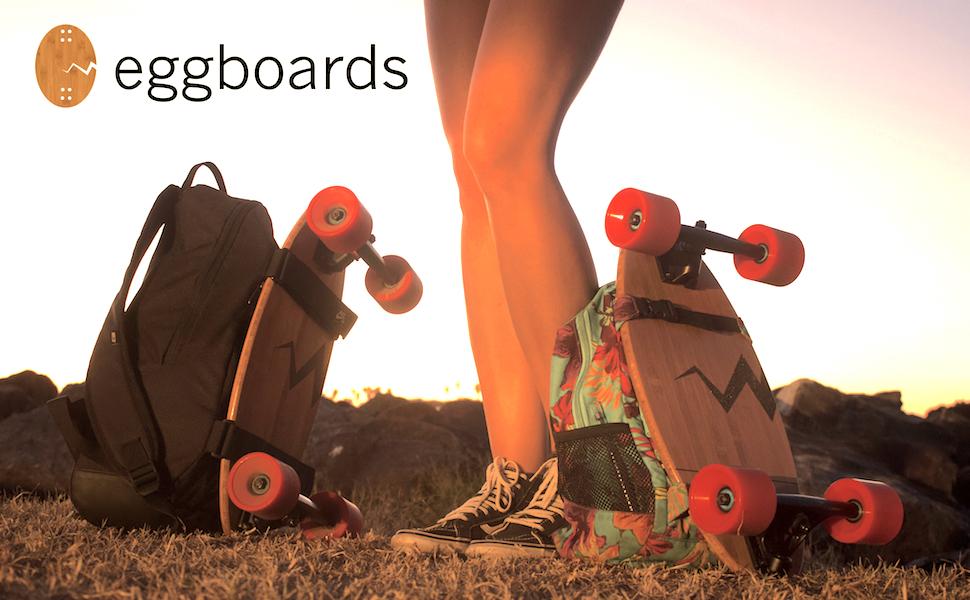 Eggboards Mini Longboard Cruiser Skateboards