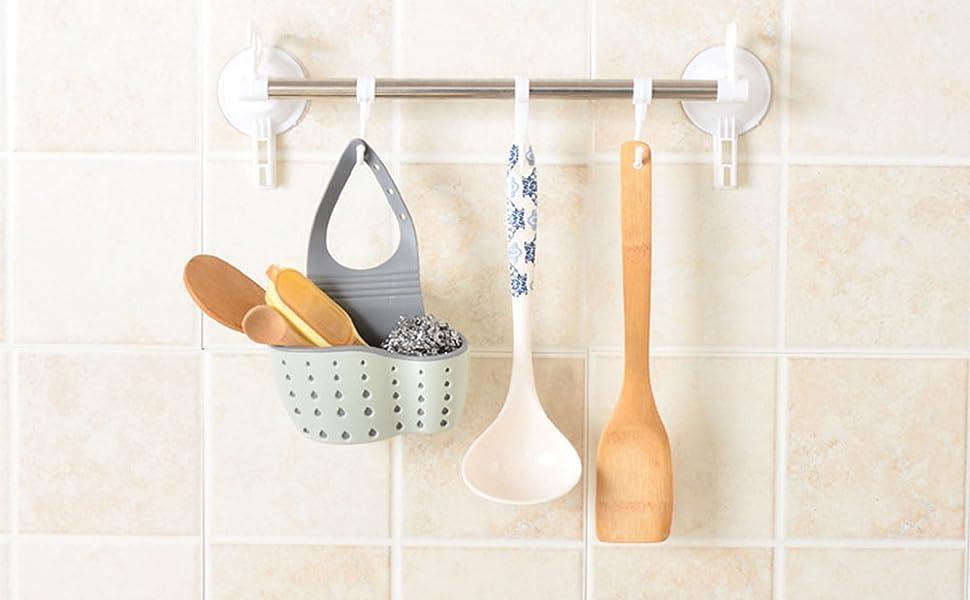 Sink Strainers Basket for Kitchen Bathroom