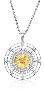 sunflower compass