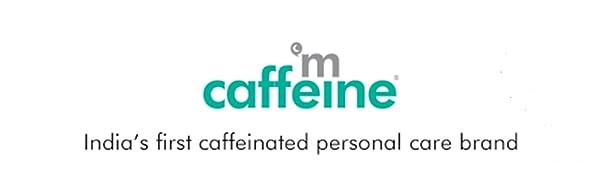 mCaffeine Mcaffeine mcaffeine MCaffeine India first caffeinated personal care brand