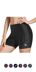 cycling shorts padded
