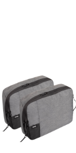 premium compression cube, compression cube set for travel, dirty clean compression cube, double side