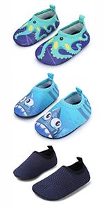 Baby Infant Toddler Water Swim Shoes Aqua Skin Socks Quick Dry Barefoot for Beach Swim Pool