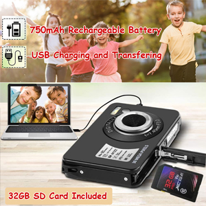 32GB SD Card included