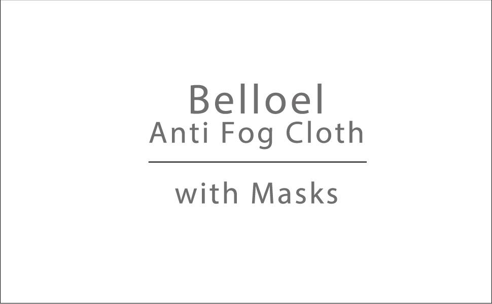 Anti Fog Cloth for Glasses