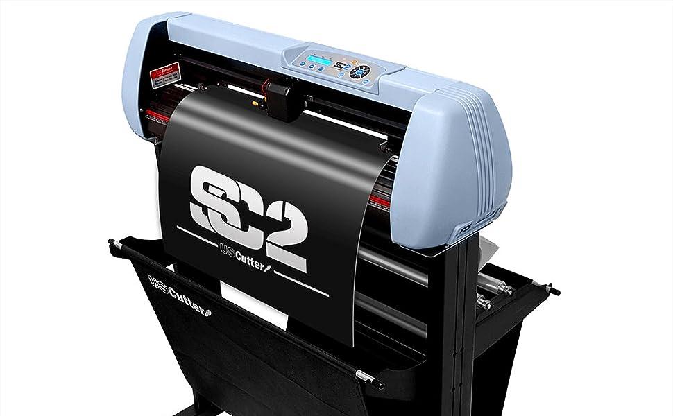 SC2 Vinyl cutter