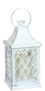 indoor decorative lanterns, indoor LED lanterns, battery powered lanterns, farmhouse decor, rustic