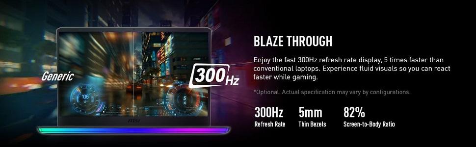 Blaze Through