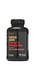 Mega Men Energy amp; Metabolism