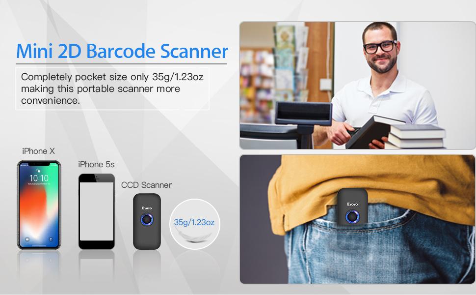 mini 2d scanner