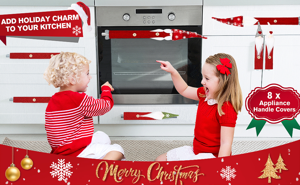 christmas decorations  kitchen decor