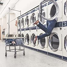 laundry machine commercial water hardness testing