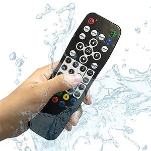 full hd smart waterproof mirror tv