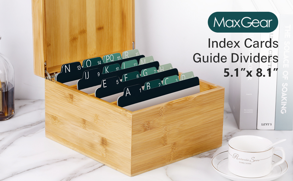 Index Cards 5x8