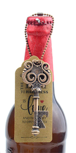 wedding party decoration card wedding wine tags for bottles house warming party decorations