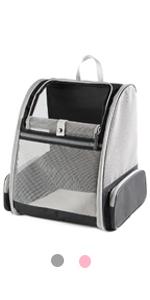 pet travel backpack carrier