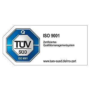 TÜV ISO9001
