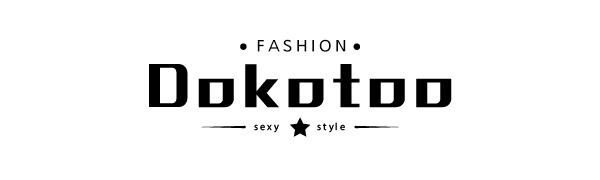 Dokotoo Womens Comfy Drawstring Casual Elastic Waist Pocketed Shorts