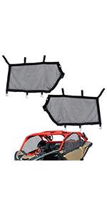 UTV Can-Am Maverick X3 Window Shade Shield