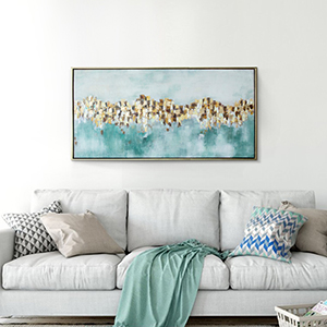 canvas abstract art