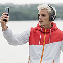 Z2 wireless headphones workout: Huge battery life  TREBLAB Z2 | Over Ear Workout Headphones with Microphone | Bluetooth 5.0, Active Noise Cancelling (ANC) | Up to 35H Battery Life | Wireless Headphones for Sport, Workout, Running, Gym (Black) 41bb064c 80f6 4a47 b093 fa6124c9d50e