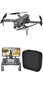 Flashandfocus.com 41be6842-f0ca-4440-9b16-9fef13476a88.__CR0,0,150,300_PT0_SX150_V1___ Contixo F30 Drone for Kids & Adults WiFi 4K UHD Camera and GPS, FPV Quadcopter for Beginners, Foldable mini drone…