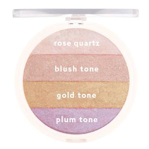 peach gold Glowing highlighter jellybeam highlight boom glimmer highlighter Shimmer makeup
