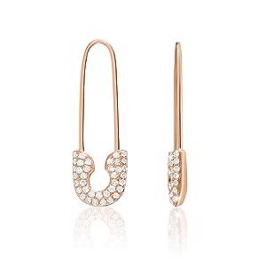 gold ear threader earring gold ear threader earrings gold punk earring for girls gold punk ear pins