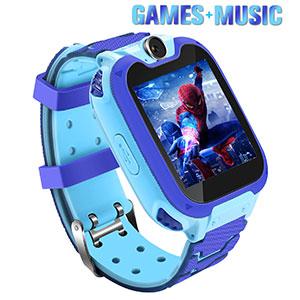 niños inteligente teléfono llamada chico ant-Man kids watch smart smartwatch child kid reloj para