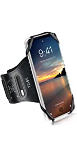 iphone holder for running cell phone armband for running iphone 10 max iphone running armband