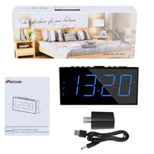 ALARM CLOCK FOR BEDROOM