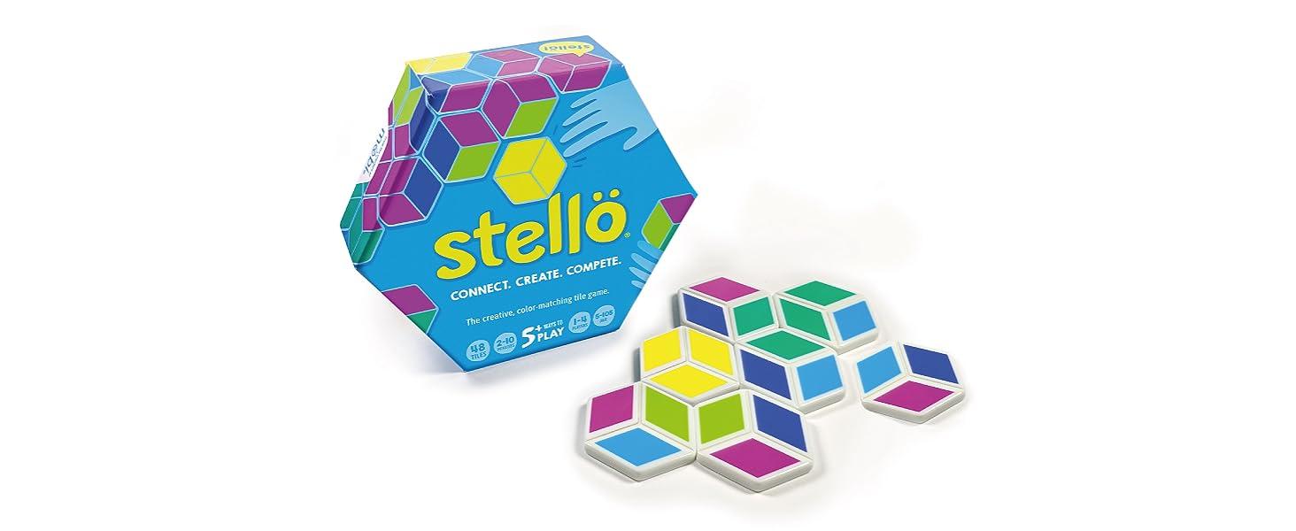 MÖBI Stellö Color Matching Game