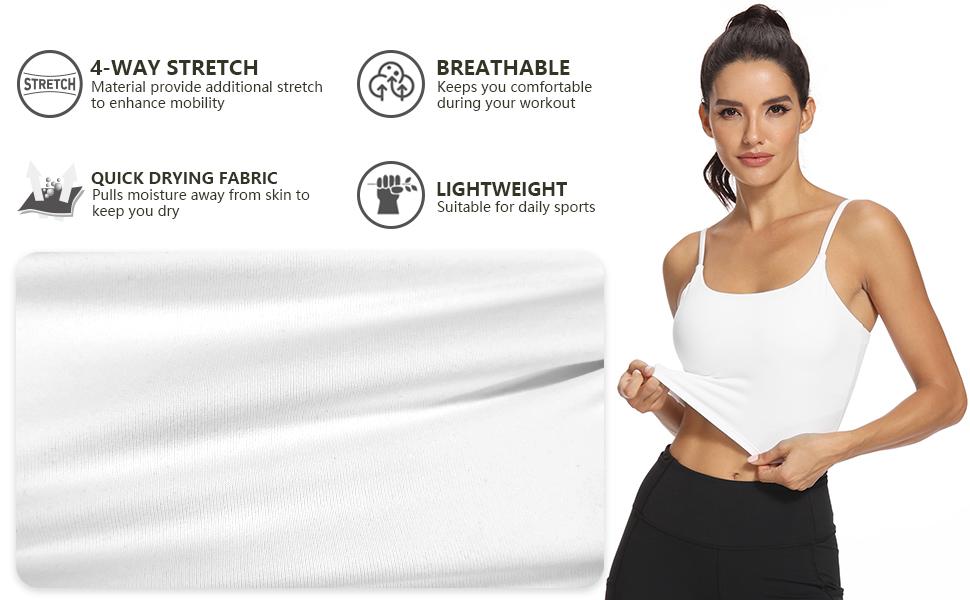 sport bra for women , running yoga tennis