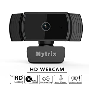 FHD 1080P Cam with Mic
