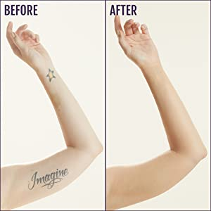 Firming Gel lifts, firms, and evens out the surface of your skin on contact body coverage profector