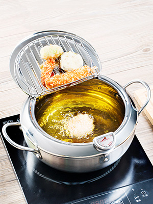 COMPATIBLE INDUCTION COOKER
