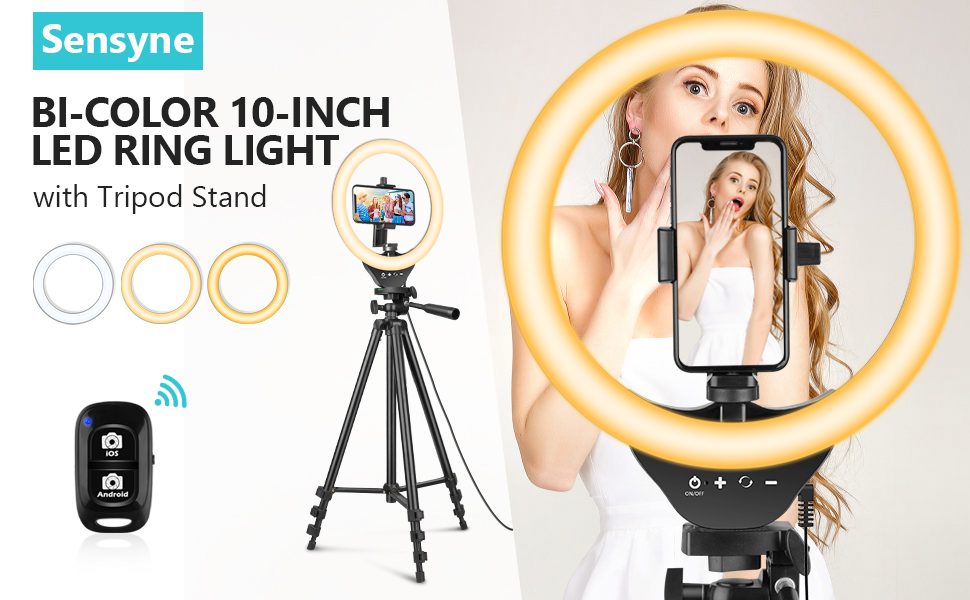 led ring light light ring halo light ring lights with stand portable ring light