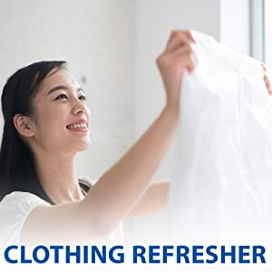 Freshener & cleaner  clothes
