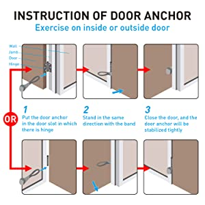 Door Anchor