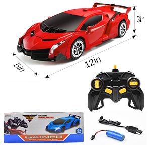 Remote Control Transformrobot Car Toys for kids