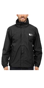 Men's Waterproof Jacket Mountain Ski Windproof Rain Jacket Coat
