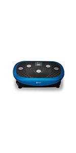 Rumblex Plus Vibration Plate, vibration platform, powerfit, whole body vibrarating machine