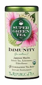 Immunity Green Tea