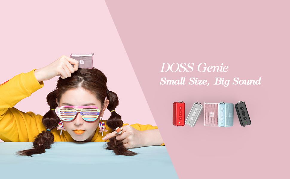 DOSS Genie Bluetooth Speaker