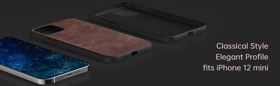 5g mini case leather 5.4 2020