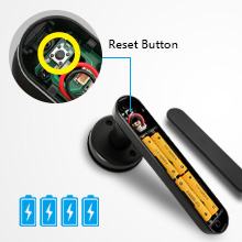 smart lock biometric